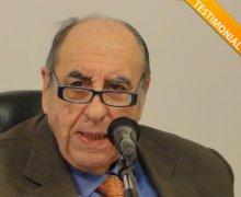 Il Grand'Uff. Avv. Ernesto d'Ippolito è Testimonial del Comitato No Lombroso