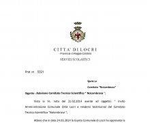 La Città di Locri (RC) h aaderito al Comitato No Lombroso
