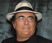 Al Bano Carrisi è Testimonial del Comitato No Lombroso