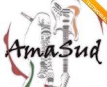 Il Gruppo Musicale AMASUD è Testimonial del Comitato No Lombroso