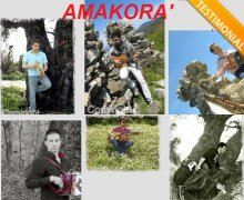 Gli AMAKORA' sono Testimonial del Comitato No Lombroso