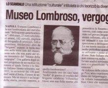 Museo Lombroso, vergogna razzista