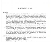 La Città di Catanzaro ha aderito al Comitato No Lombroso