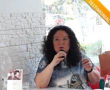69b68272e0f1 La dottoressa Cinzia Perrone testimonial del Comitato No Lombroso