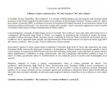 Il Museo Cesare Lombroso dice