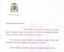 Arcivescovo di Catanzaro-Squillace S.E. R. Mons. Vincenzo Bertolone