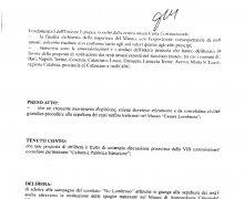 La Città di Barletta ha aderito al Comitato No Lombroso