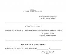 La Città di Bitonto (BA) ha aderito al Comitato No Lombroso