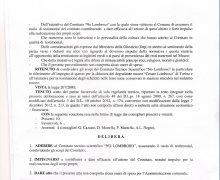 La Città di Tiggiano è Testimonial del Comitato No Lombroso