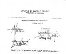 La Città di Casole Bruzio (CS) ha aderito al Comitato No Lombroso