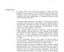 La Città di Domusnovas (Carbonia Iglesias) ha aderito al Comitato No Lombroso