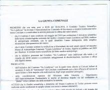 La Città di Giovinazzo (BA) ha aderito al Comitato No Lombroso