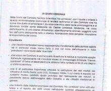 La Città di Grumo Appula (BA) ha aderito al Comitato No Lombroso