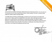 Il Museo del Brigantaggio di Rionero è Testimonial del Comitato No Lombroso