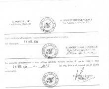 La Città di Pizzo ha aderito  al Comitato No Lombroso