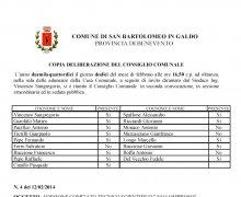 La Città di San Bartolomeo in Galdo (BN) ha aderito al Comitato No Lombroso
