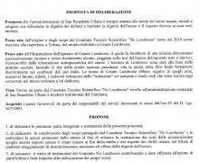 La Città di San Benedetto Ullano è Testimonial del Comitato No Lombroso
