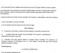 La Città di Sirignano (AV) ha aderito al Comitato No Lombroso