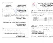 Adesione della Città di Acquaformosa (CS) al Comitato No Lombroso