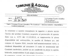 La Città di Aquara (SA) ha aderito al Comitato No Lombroso