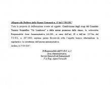 La Città di Ardore (RC) è Testimonial del Comitato No Lombroso