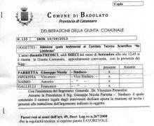 La Città di Badolato è Testimonial del Comitato No Lombroso