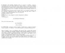 La Città di Cammarata Ha aderito al Comitato No Lombroso