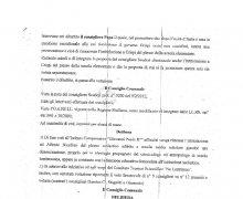 Adesione del Consiglio Comunale della Città di Castiglione di Sicilia (Ct) alle iniziative e agli scopi del Comitato Tecnico Scientifico