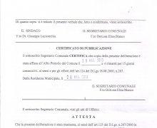 Adesione della Città di Craco (MT) al Comitato No Lombroso