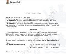 Cancellazione ad Eboli della strada intitolata a Cesare Lombroso parte D