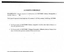 La Città di Formia (LT) ha aderito al Comitato No Lombroso