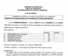Adesione della Città di Girifalco (CZ) al Comitato No Lombroso