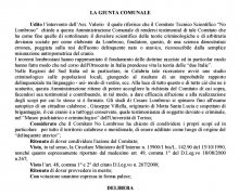 La Città di Lucera (FG) ha aderito al  Comitato No Lombroso