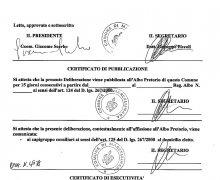 La Città di Marcellinara (CZ) ha aderito al Comitato No Lombroso