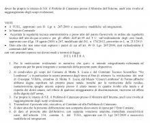 Adesione della Città di Martirano Lombardo (CZ) al Comitato No Lombroso