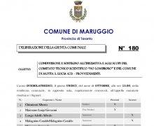 La Città di Maruggio (TA) ha aderito al  Comitato No Lombroso