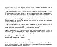 Adesione della Giunta comunale della Città di Crucoli alle iniziative e agli scopi del Comitato Tecnico Scientifico