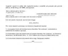 La Città di Pentone (CZ) ha aderito al Comitato No Lombroso