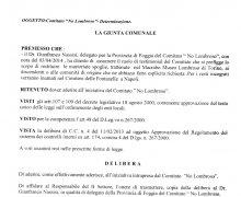 La Città di Rodi Garganico (FG) ha aderito al Comitato No Lombroso
