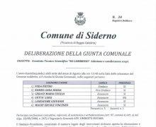 La Città di Siderno è Testimonial del Comitato No Lombroso