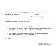 Adesione della Città di Stefanaconi (VV) al Comitato No Lombroso