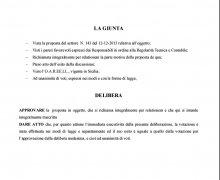 La Città di Valverde (CT) ha aderito al Comitato No Lombroso