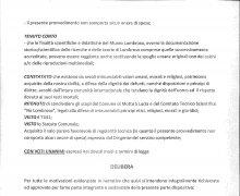 Adesione della Città di San Basile al  Comitato No Lombroso