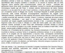 Parte dalla Calabria la sollevazione contro Lombroso
