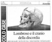 Lombroso e il cranio della discordia