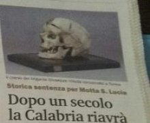 Dopo un secolo la Calabria riavrà i resti del brigante