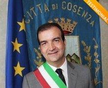 Mario Occhiuto, Sindaco della Città di Cosenza, è Testimonial del Comitato No Lombroso