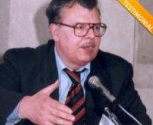 Il Giudice Gianmario Monaldo è Testimonial del Comitato No Lombroso