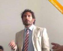 Il Prof. Ivan Cuocolo è Testimonial del Comitato No Lombroso