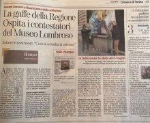Quotidiano La Stampa del 27 Febbraio 2016